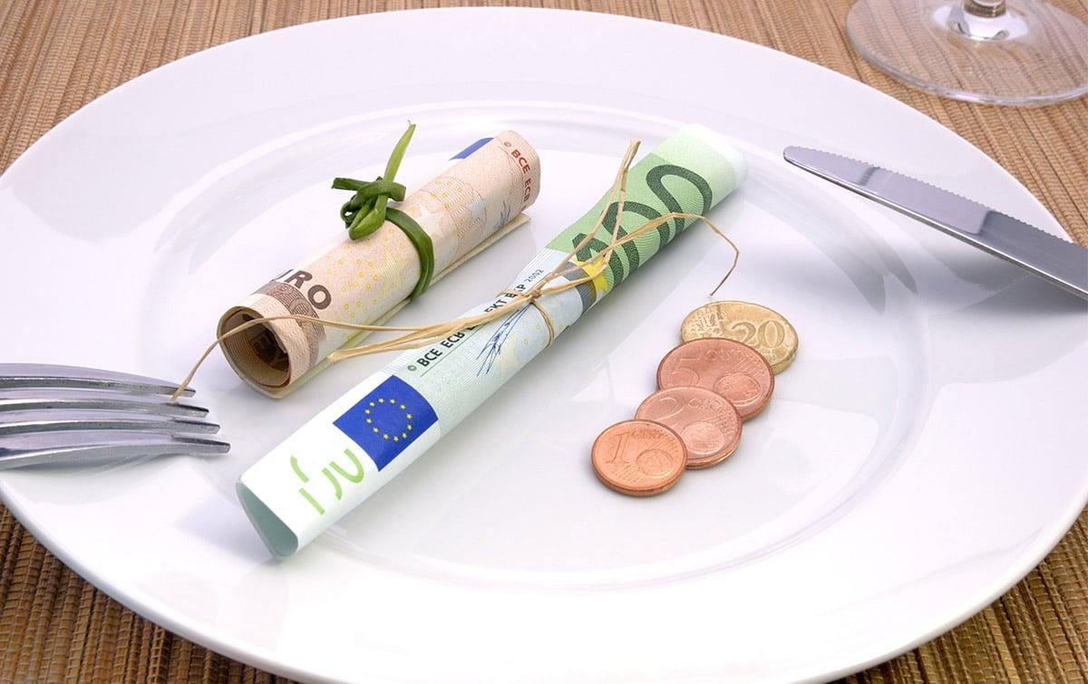 Pachthöhe und Provisionen im Gastronomiebereich von Veranstaltungsstätten